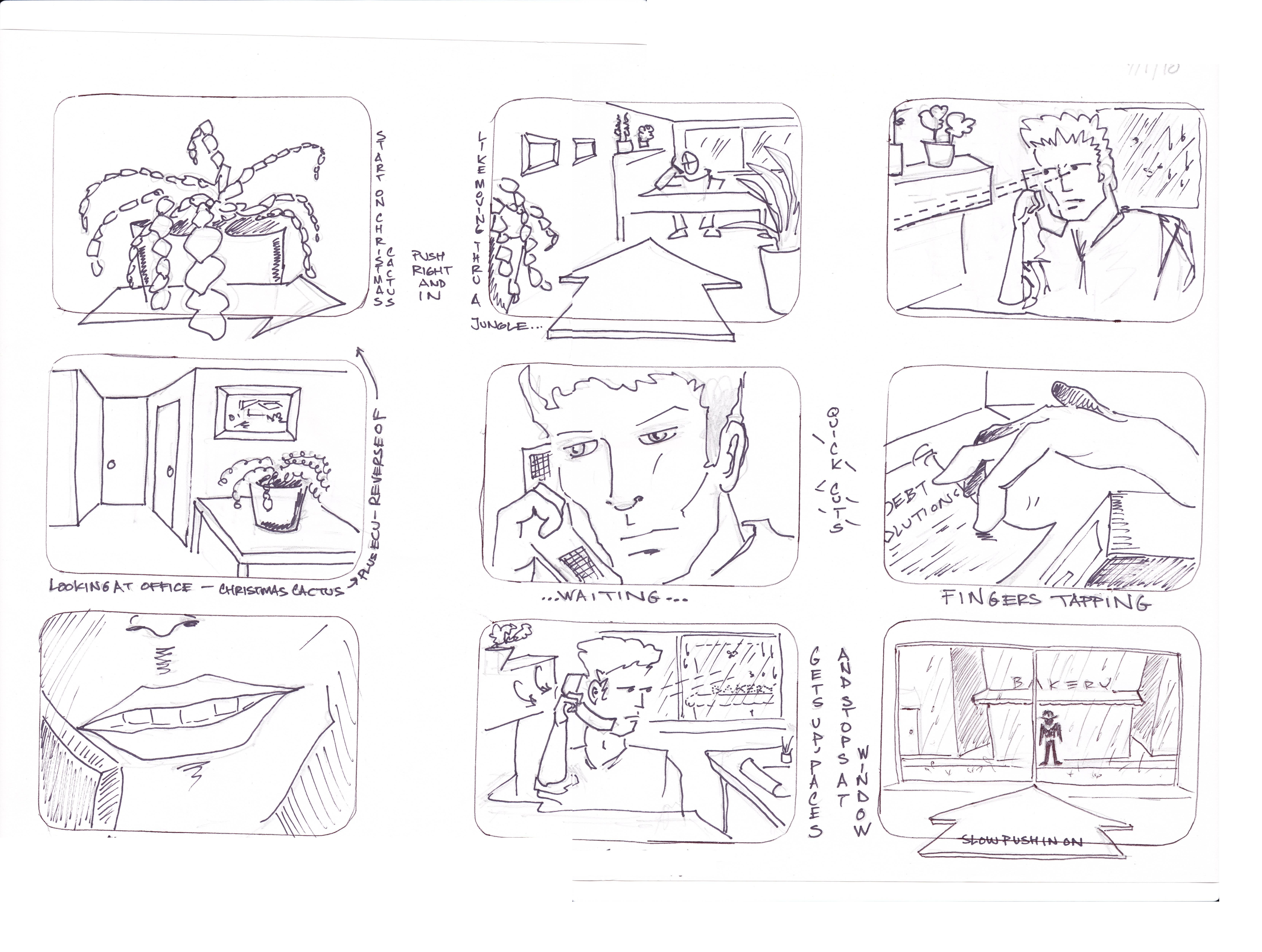 website storyboard program