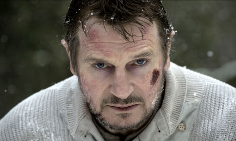 Liam Neeson in The Grey