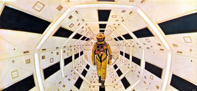 2001: A SPACE ODYSSEY (1968) GARY LOCKWOOD TTO 016FOH