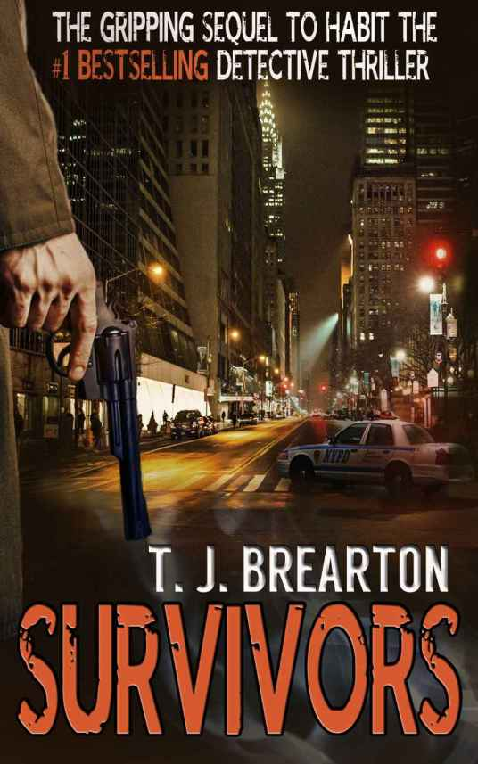 survivors crime thriller brearton habit trilogy cover